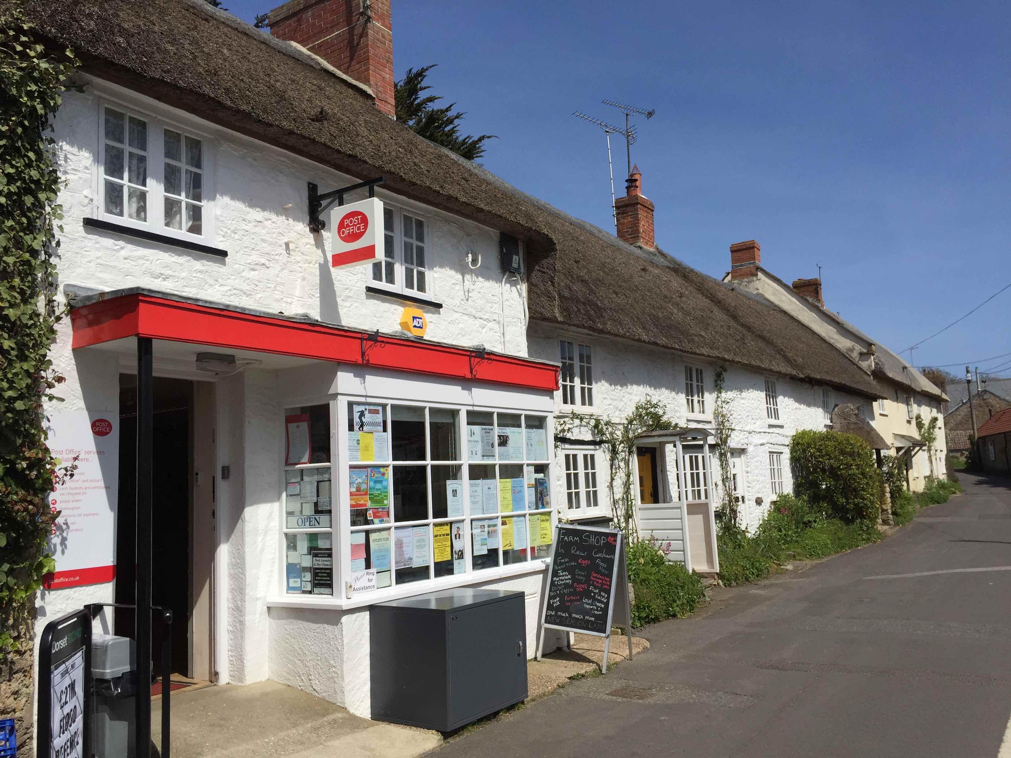The Post Office Burton Bradstock