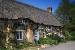 Cottages around Burton Bradstock