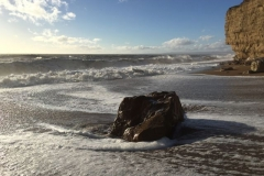 Waves at Hive Beach