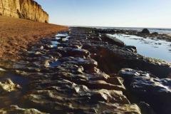 Low Tide at Hive Beach