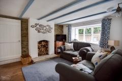 Lilac Cottage Living Room