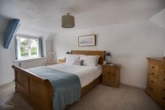 Lilac Cottage Master Bedroom